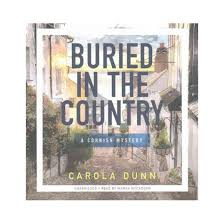 buried in the country unabridged cd spoken word carola dunn