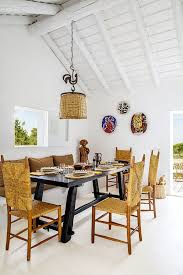 Landes Dining Room Merillou Seduca Comporta Portugal Maisons Landes
