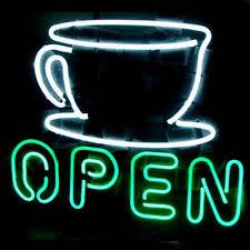 shop open sign lights coffee shop open sign sör kocsma neontábla neon pinterest open
