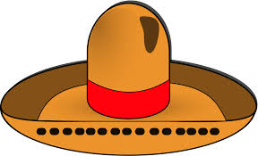 cartoon sombrero clipart sombrero dave pena 01