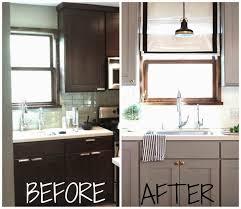 kitchen rosa beltran design diy painted tile backsplash paint ki