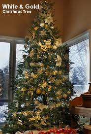 white gold theme tree tree themes color