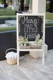 baby shower sign had a baby shower pretty my party