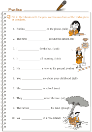 grade 3 grammar lesson 10 verbs the past continuous tense 3