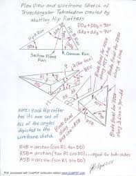 Hip Roof Design Calculator by Roof Geometry Pdf U0026 Online Tools For Commercial And Residential
