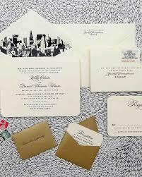 wedding invitations nyc destination inspired wedding invitations martha stewart weddings