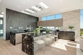 contemporary kitchen contemporary kitchen with dual islands hgtv com s ultimate house