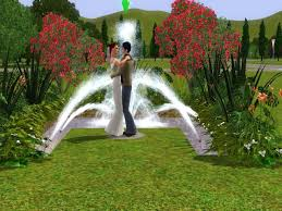 wedding arches sims 3 jadepanther198303 s wedding arch rug recolorable