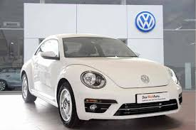 volkswagen bug 2016 white used cars in stock at listers volkswagen leamington spa for sale