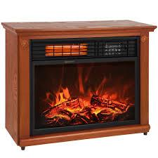 electric fireplace heater binhminh decoration