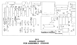c64 motherboard schematic pub cbm schematics computers c64
