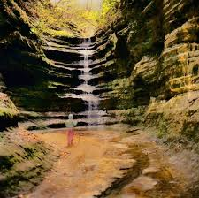 Starved rock cracks illinois 39 top scenic spots list the times