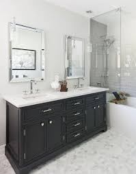 black white bathroom ideas best 25 black white bathrooms ideas on black and