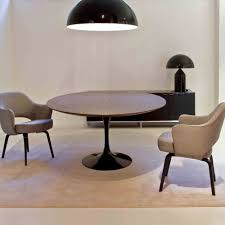 Round To Oval Dining Table Coffee Table Awesome Saarinen Side Table Tulip Table And Chairs