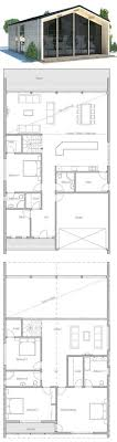 modern architecture floor plans l shaped basic design add rooms as needed use the inside of the