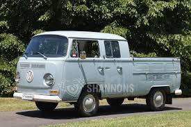 volkswagen kombi interior volkswagen transporter dual cab pick up auctions lot 10 shannons