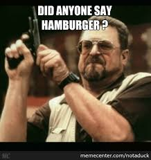 Hamburger Memes - hamburger by notaduck meme center