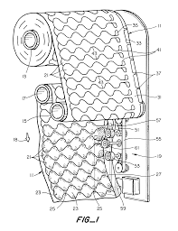 car dealer floor plan patent us6410119 inflatable cushioning bubble wrap product