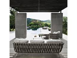 Armchair And Chaise Lounge Patio U0026 Things Janus Et Cie Indoor Outdoor Furniture Tosca