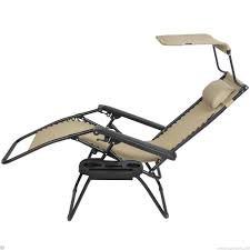 new 2 pcs zero gravity chair lounge patio chairs with canopy cup