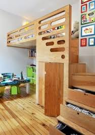 Ana White Build A Camp Loft Bed With Stair Junior Height Free by I Grew Up With A Loft Bed And Had My