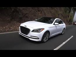 hyundai genesis 5 0 on the road 2015 hyundai genesis 5 0