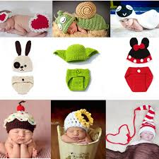baby boy photo props aliexpress buy newborn clothes crochet baby boy girl knit