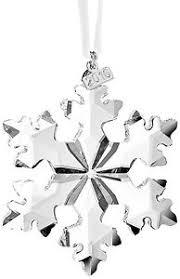 2016 swarovski ornament annual edition snowflake