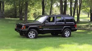 jeep cherokee sport green 2001 jeep cherokee sport golden rule auto sales youtube