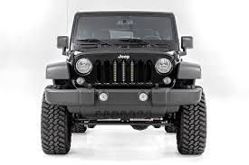 american flag jeep grill jeep grill lights jeep car show