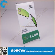 table top flag stands mini x banner stand foldable tabletop x frame banner buy x frame
