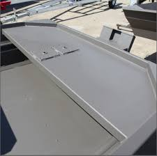 Aluminum Boat Floor Plans by Extreme Series Gator Tail