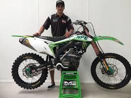 australian freestyle motocross riders crawford joins kawasaki u0027s australian motocross and supercross team
