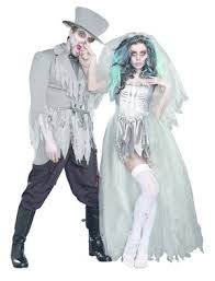 Halloween Bride Groom Costumes Groom Doom Costume Costumes