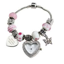 bracelet watches with charms images Pandora bracelet watch jpg