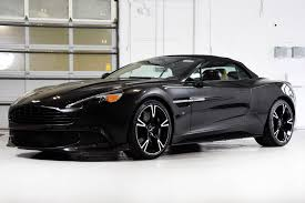 2018 Aston Martin Vanquish Volante Stock A80000 For Sale Near