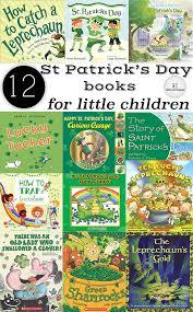 12 st patricks day books for children nuttin but preschool
