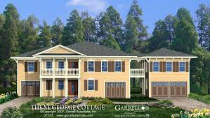 st george cottage house plan house plans by garrell associates