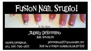 fusion nail studio home facebook