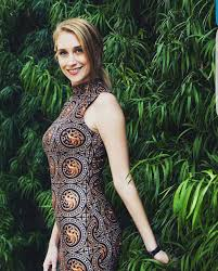 Seeking Maude Australian Host Maude Garrett Looking Gorgeous In Another