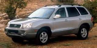 hyundai santa fe 2011 mpg 2003 hyundai santa fe review ratings specs prices and photos