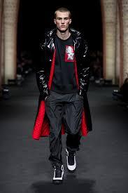 versace menswear fw fashion show us online store