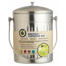 poubelle compost pour cuisine kitchencraft poubelle composteur inox 5l passionnés de cuisine