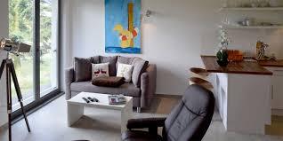 Schlafzimmer Und Badezimmer Kombiniert Ferienwohnung Apartment