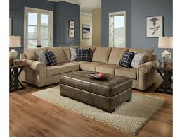 Upholstery Sectional Sofa Simmons Upholstery 7592br Beautyrest Csuhions Royal Furniture