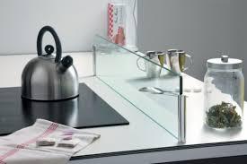 verre pour credence cuisine crédence en verre pour îlot de cuisine