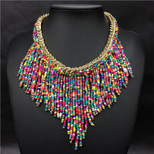 new fashion necklace designs images Fashion jewelry mujer new bohemian necklaces women handmade jpg