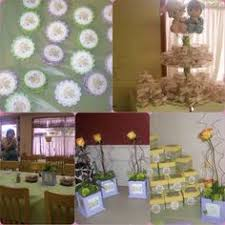 Precious Moments Centerpieces by Baby Party Babies Party Pinterest Babies Party Tables And