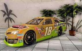 Paint Schemes Grand Theft Auto San Andreas Nascar Kyle Busch Paint Schemes