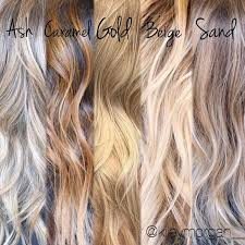 awesome different tones of blonde tips for clients when your a
